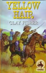 book cover of Yellow Hair