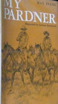 book cover of My Pardner