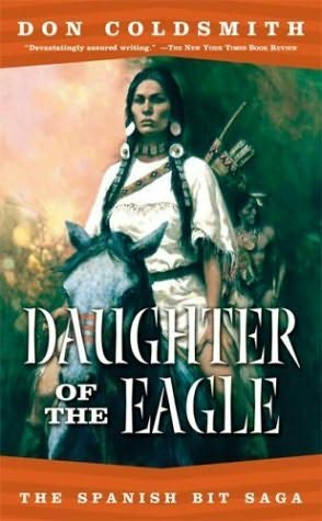 book cover of Daughter of the Eagle