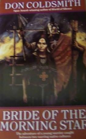book cover of The Bride of the Morning Star