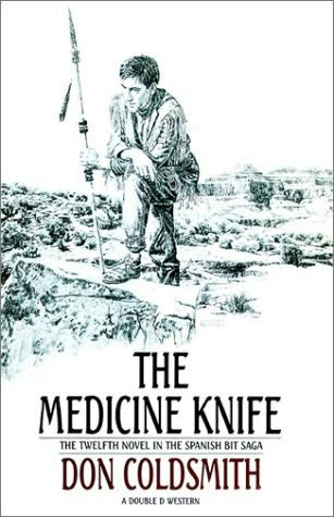 book cover of The Medicine Knife