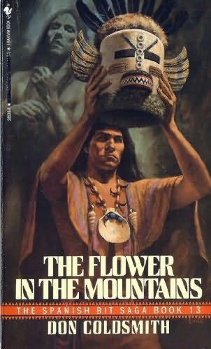 book cover of The Flower in the Mountains