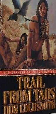 book cover of Trail from Taos