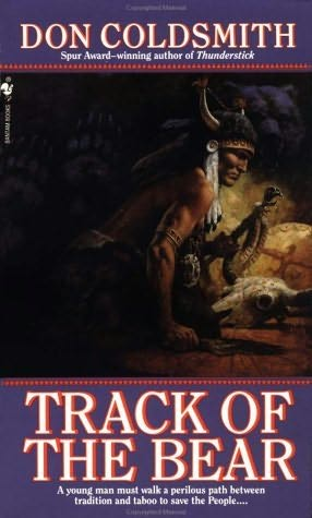 book cover of Track of the Bear