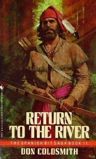 book cover of Return to the River