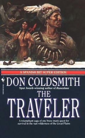 book cover of The Traveler