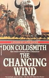book cover of The Changing Wind