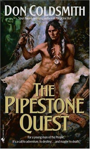 book cover of The Pipestone Quest