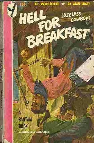 book cover of Hell for Breakfast