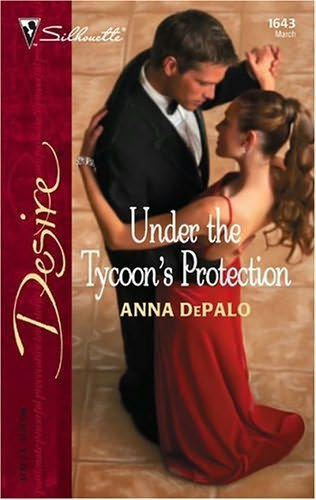 book cover of Under the Tycoon\'s Protection
