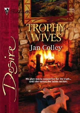 book cover of Trophy Wives