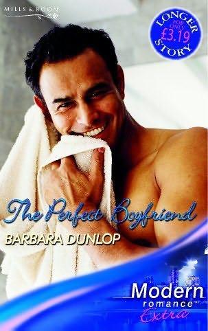 book cover of The Perfect Boyfriend