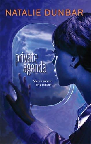 book cover of Private Agenda