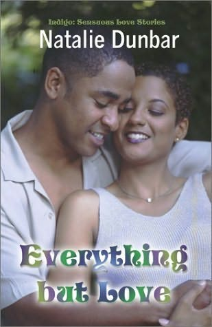book cover of Everything But Love