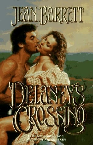 book cover of Delaney\'s Crossing