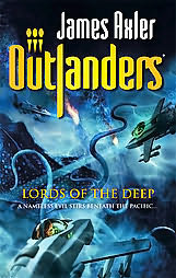 book cover of Lords Of The Deep