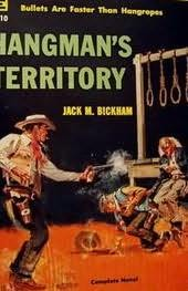 book cover of Hangman\'s Territory