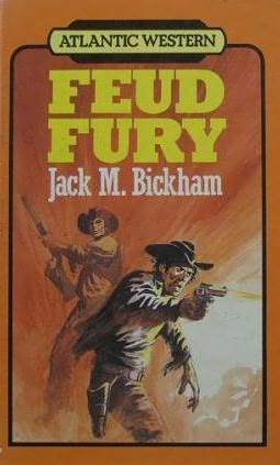 book cover of Feud Fury