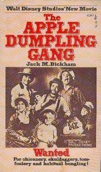 book cover of The Apple Dumpling Gang