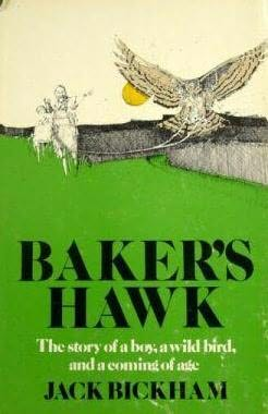 book cover of Baker\'s Hawk