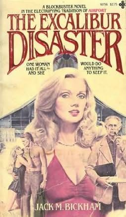 book cover of The Excalibur Disaster