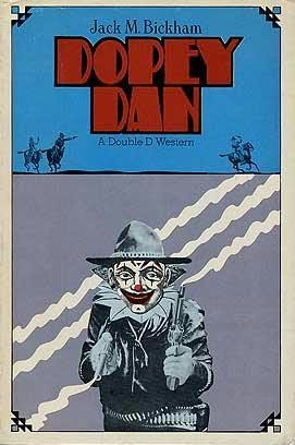 book cover of Dopey Dan