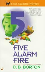 book cover of Five Alarm Fire