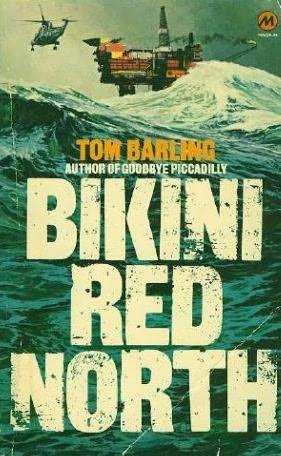 book cover of Bikini Red North