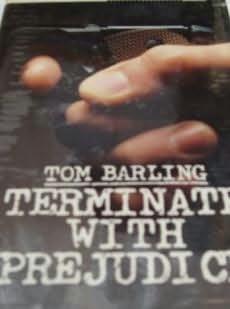 book cover of Terminate with Prejudice