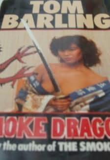 book cover of Smoke Dragon
