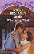 book cover of On the Whispering Wind