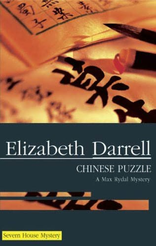 book cover of Chinese Puzzle