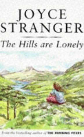 book cover of The Hills Are Lonely