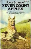 book cover of Never Count Apples