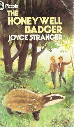 book cover of The Honeywell Badger
