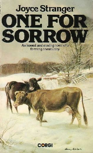 book cover of One for Sorrow