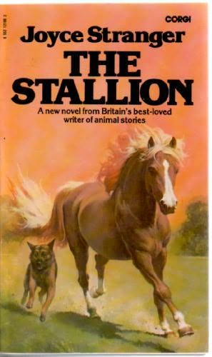 book cover of The Stallion