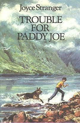 book cover of Trouble for Paddy Joe