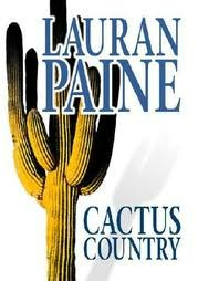 book cover of Cactus Country
