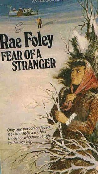 book cover of Fear of a Stranger