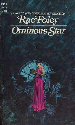 book cover of Ominous Star