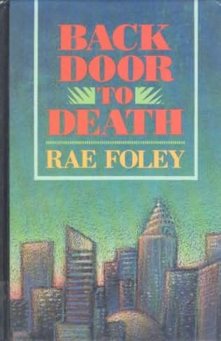 book cover of Back Door to Death
