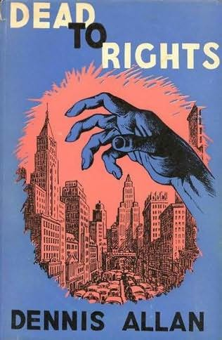 book cover of Dead to Rights