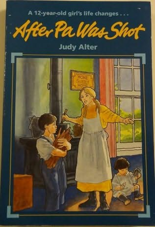 book cover of After Pa Was Shot