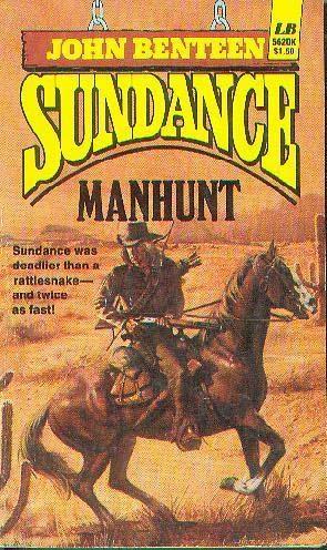 book cover of Manhunt