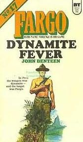 book cover of Dynamite Fever