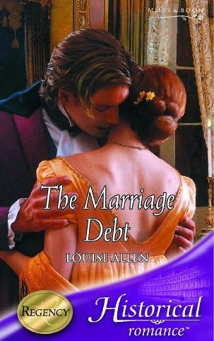 book cover of The Marriage Debt