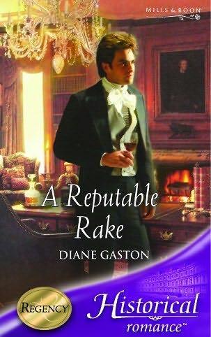 book cover of A Reputable Rake