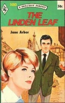 book cover of The Linden Leaf