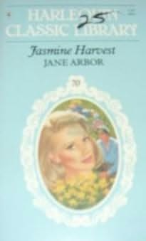 book cover of Jasmine Harvest